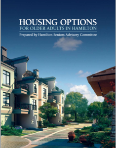 City of Hamilton's Housing Options for Older Adults in Hamilton