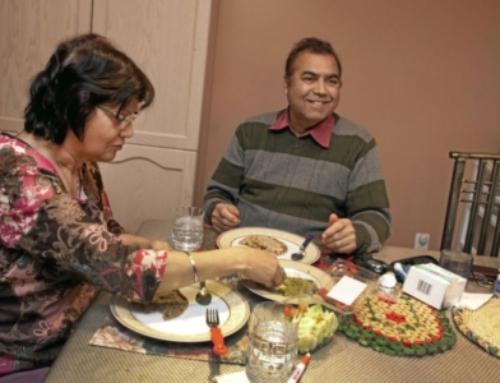 Meals on Wheels Punjabi Style