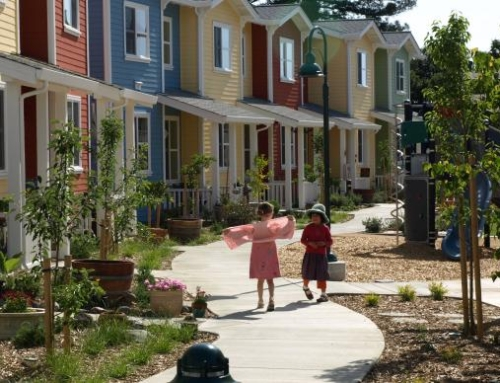 Co-housing Project for Low-income Renters