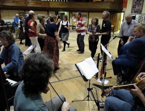 Folk Dancing in Hamilton