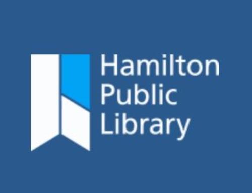 Lifelong Learning via Hamilton Public Library