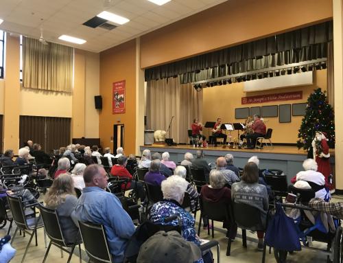 Hamilton Philharmonic Orchestra Seniors Programs
