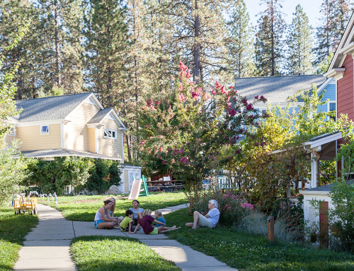 A Brief History of Cohousing